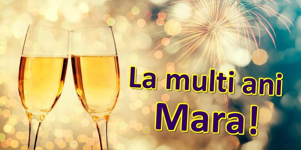 Felicitari de zi de nastere | La multi ani Mara!