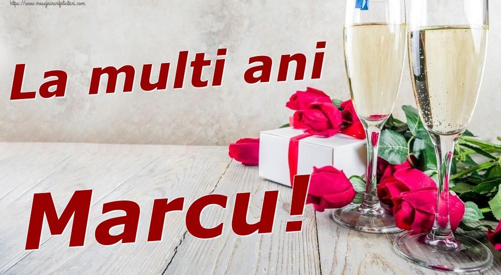 Felicitari de zi de nastere | La multi ani Marcu!