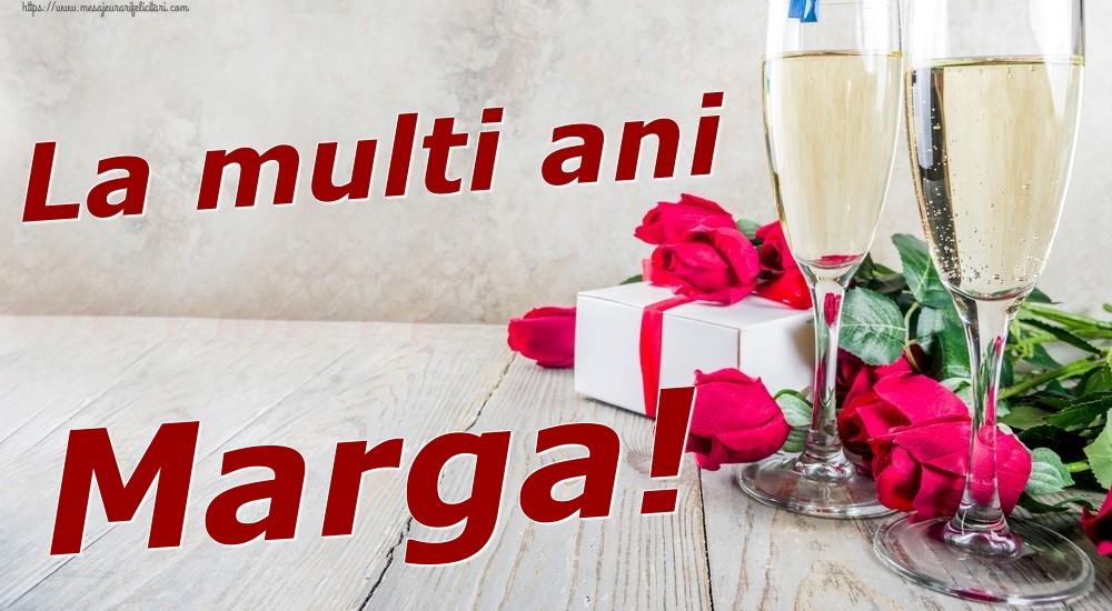 Felicitari de zi de nastere | La multi ani Marga!