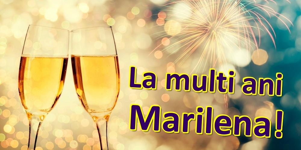 Felicitari de zi de nastere | La multi ani Marilena!