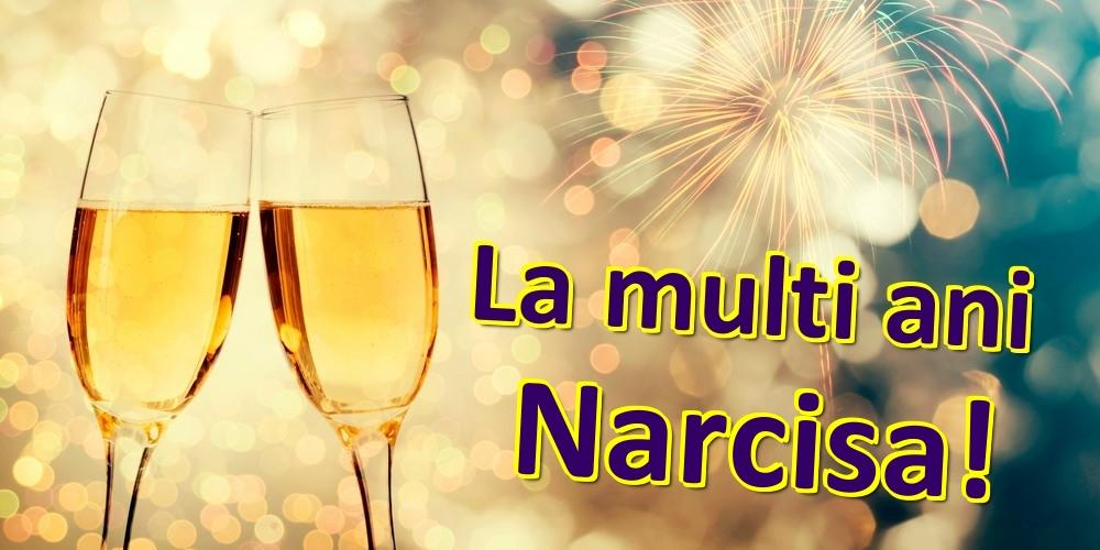 Felicitari de zi de nastere | La multi ani Narcisa!