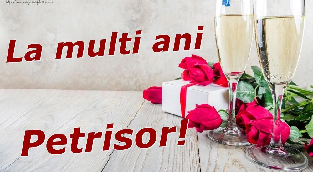 Felicitari de zi de nastere | La multi ani Petrisor!