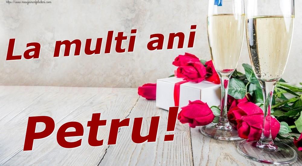 Felicitari de zi de nastere | La multi ani Petru!