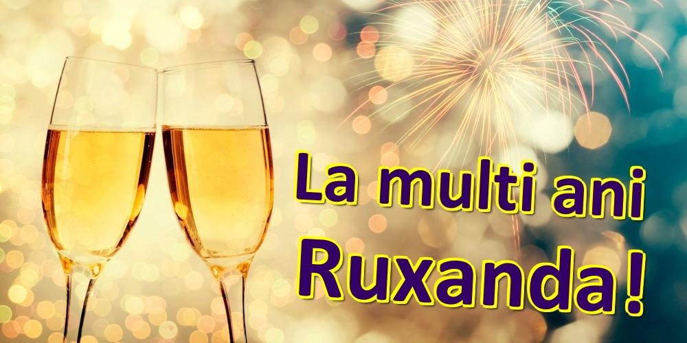 Felicitari de zi de nastere | La multi ani Ruxanda!
