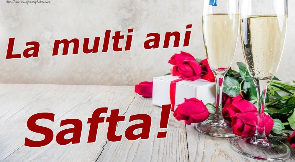 Felicitari de zi de nastere | La multi ani Safta!