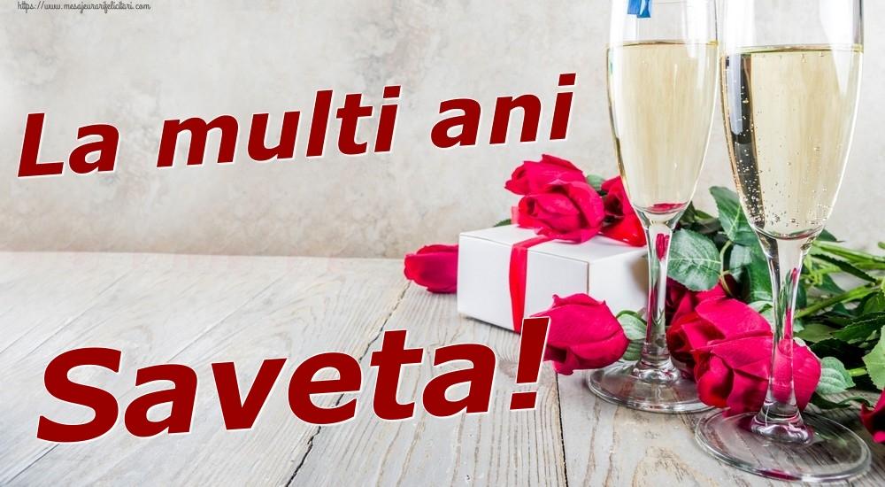 Felicitari de zi de nastere | La multi ani Saveta!