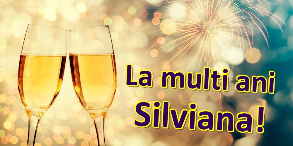 Felicitari de zi de nastere | La multi ani Silviana!