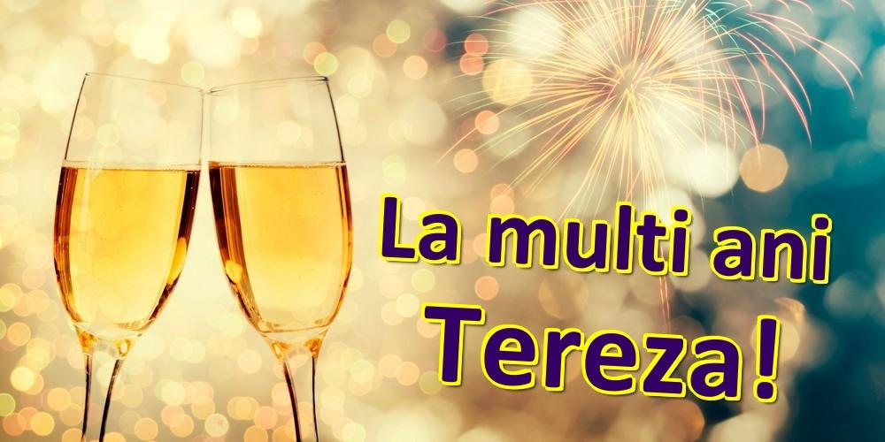 Felicitari de zi de nastere | La multi ani Tereza!