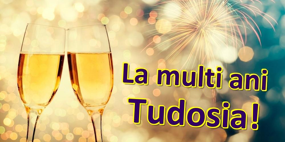 Felicitari de zi de nastere | La multi ani Tudosia!