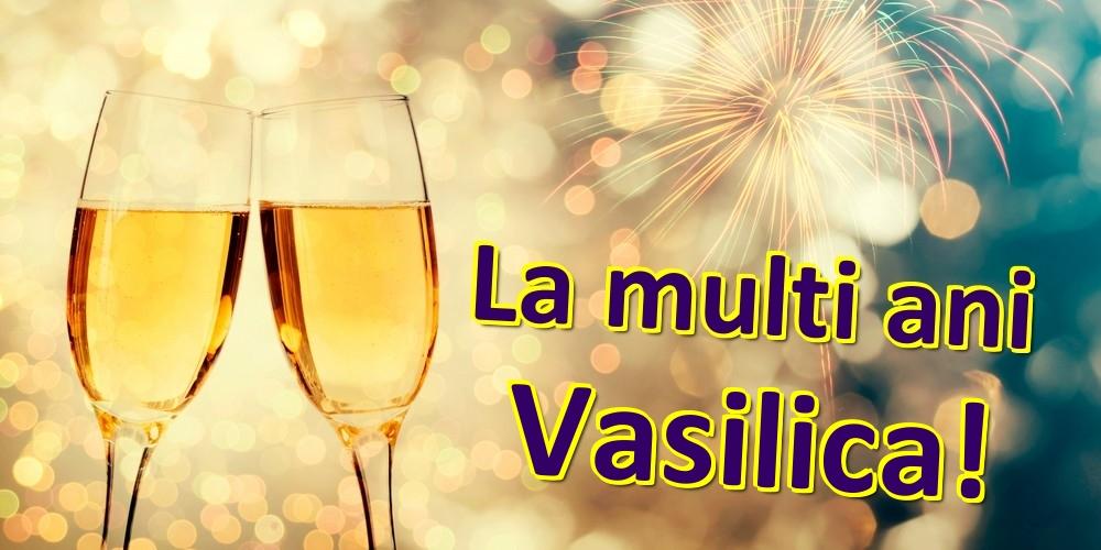 Felicitari de zi de nastere | La multi ani Vasilica!
