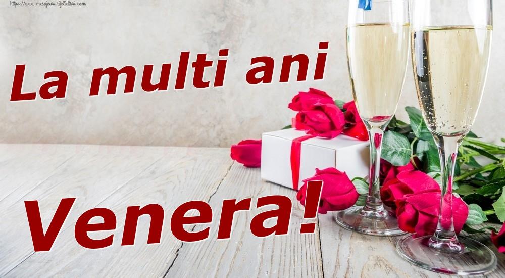 Felicitari de zi de nastere | La multi ani Venera!