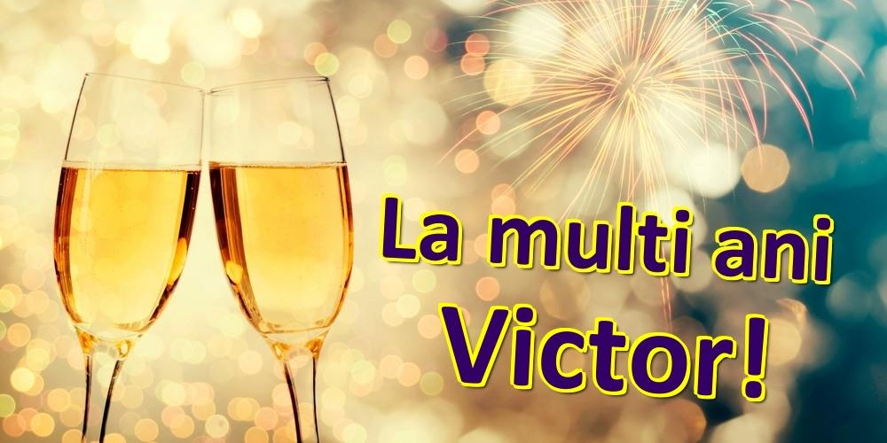 Felicitari de zi de nastere | La multi ani Victor!